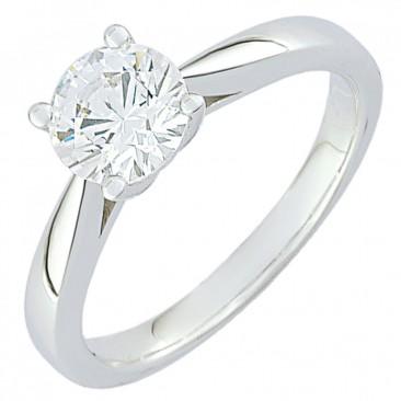 bague diamant un carat