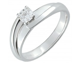 Bague solitaire or diamant(s) Girard - D2020GB2