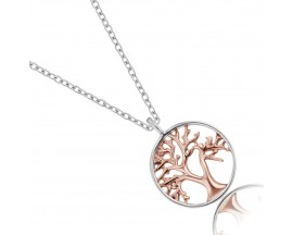 Collier argent Engelsrufer - ERN-LILTREE-BICOR