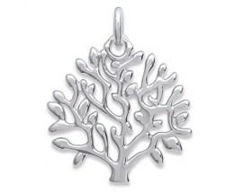 Pendentif arbre de vie argent Stepec - SSXOPPP