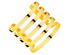 Bracelet jonc acier Elixa - EL126-2528-BR