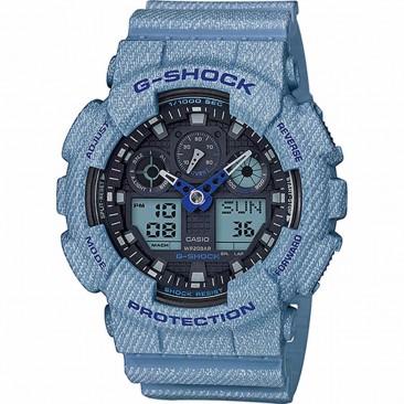 Montre homme G-Shock Casio - GA-100DE-2AER