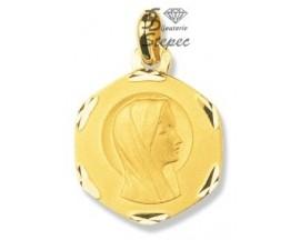 Médaille vierge or Robbez Masson - 32015