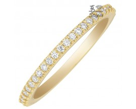 Alliance or & diamant(s) Pfertzel - 3214300
