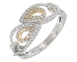 Bague or & diamant(s) Pfertzel - 3253609