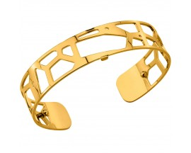 Bracelet manchette Les Georgettes - Girafe 14 mm