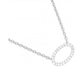 Collier or et diamants - 3.540.31
