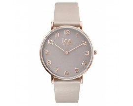 Montre ICE City Tanner Taupe Rose Gold Small (36mm) Ice-Watch - 001506
