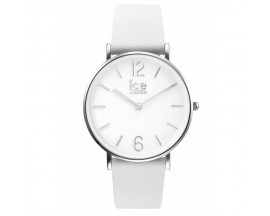 Montre ICE City Tanner White Silver Medium (41mm) Ice-watch - 001504
