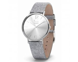 Montre ICE City Sparkling Glitter Silver Extra Small (32mm) Ice-Watch - 015080