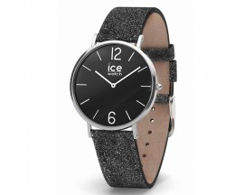 Montre ICE City Sparkling Glitter BLack Extra Small (32mm) Ice-Watch - 015082