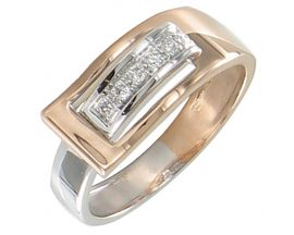 Bague or diamant(s) Clozeau - H338DRG