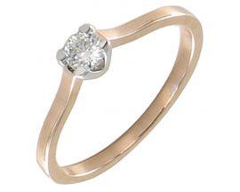 Bague or diamant(s) Clozeau - I097DRG20