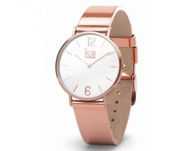 Montre ICE City Sparkling Metal Rose Gold Extra Small (32mm) Ice-Watch - 015085