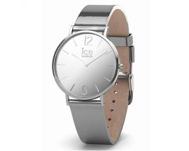 Montre ICE City Sparkling Metal Silver Small (36mm) Ice-Watch - 015089