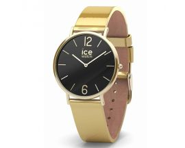 Montre ICE City Sparkling Metal Gold Small (36mm) Ice-Watch - 015090
