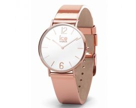 Montre ICE City Sparkling Metal Rose Gold Small (36mm) Ice-Watch - 015091