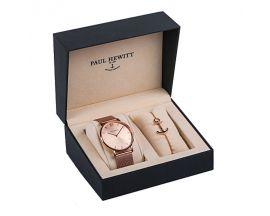 Coffret montre femme Paul Hewitt - PH-PM-1