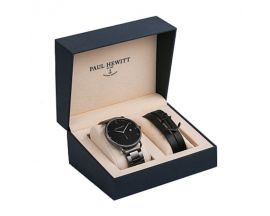 Coffret montre homme Paul Hewitt - PH-PM-2