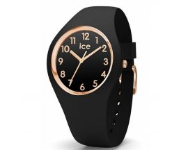 Montre ICE glam Black Rose-Gold Small (38 mm) Ice-Watch - 014760