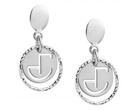 Boucles d'oreilles pendants argent Jourdan - ADY501