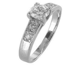 Bague or & diamant(s) - R11966029T DM OG