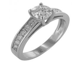 Bague or & diamant(s) - R11874025T DM OG