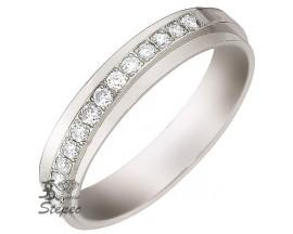 Alliance or & diamant(s) Pfertzel - 3664145