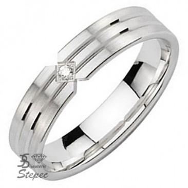 Alliance or & diamant(s) Pfertzel - 3806015