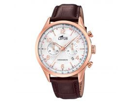Montre homme chronographe Lotus - 18558/1