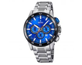 Montre homme Chrono Bike 2018 Festina - F20352/2