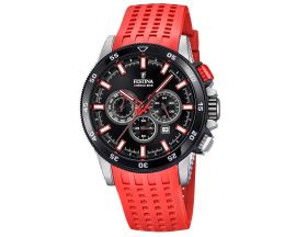 Montre homme Chrono Bike 2018 Festina - F20353/8