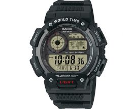 Montre homme Collection Casio - AE-1400WH-1AVEF