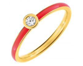 Bague or oxyde Lore - S14.08209