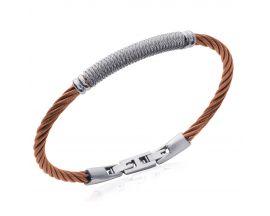 Bracelet homme acier Stepec - JBIPPIXX