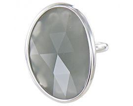 Bague argent cristal Orus - BA2420RH-W