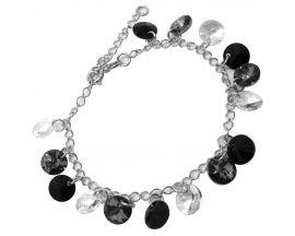 Bracelet argent Indicolite - BR-HELEN-SINI