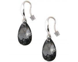 Boucles d'oreilles pendants argent Indicolite - BOCR-LARM-SINI