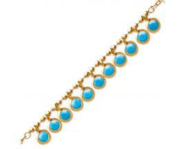 Bracelet plaqué or Stepec - ESBETXBT