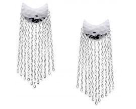 Boucles d'oreilles pendants argent Stepec - SUUBSPP