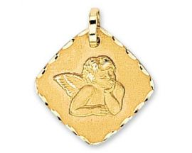 Médaille ange or Stepec - eJOOBB