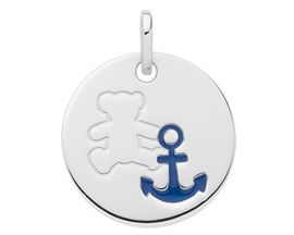 Pendentif or Ourson Stepec - aPPOBS
