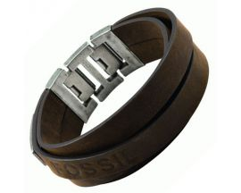 Bracelet cuir Fossil - JF84955040