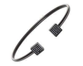 Bracelet acier Fossil - JF02115793