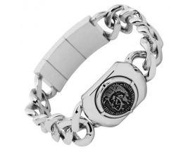 Bracelet acier Diesel - DX0800040