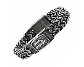 Bracelet acier Police - PJ25693BSE01S