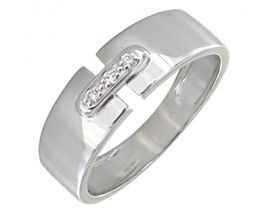 Bague or diamant(s) Clozeau - H231DG