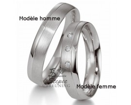 Alliance platine & diamant(s) Breuning - 48/09001-0