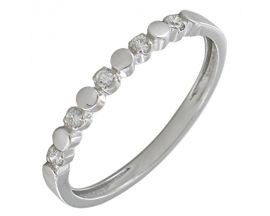 Bague or diamant(s) Clozeau - E095DG