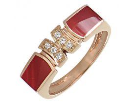 Bague or diamant(s) Clozeau - F648DCOR